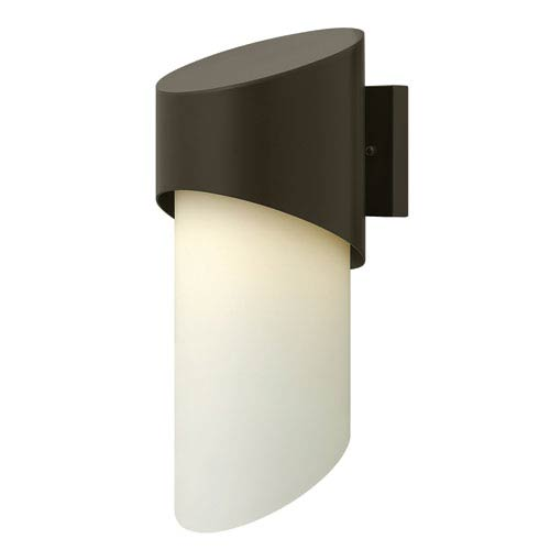 Hinkley Solo Bronze 17-Inch One-Light Outdoor Wall Mounted