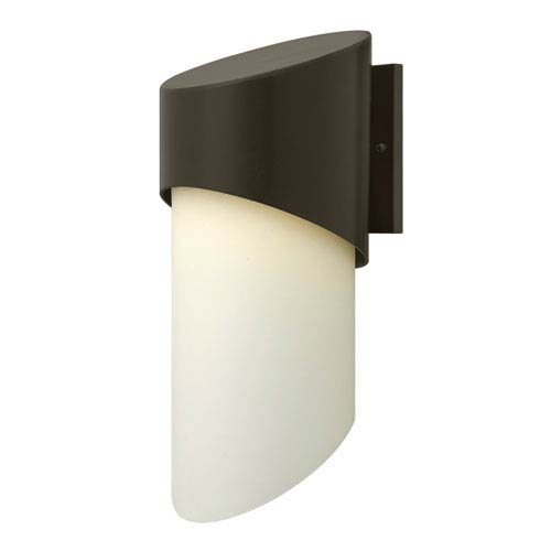 Hinkley Solo Bronze 21-Inch One-Light Outdoor Wall Mounted