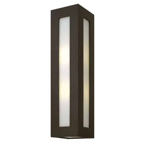 Dorian Bronze 25.5-Inch One-Light LED Outdoor Wall Sconce