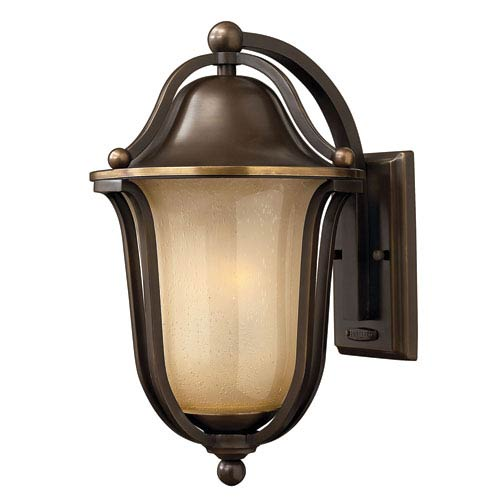 Hinkley Bolla Olde Bronze Two-Light Outdoor Wall Light