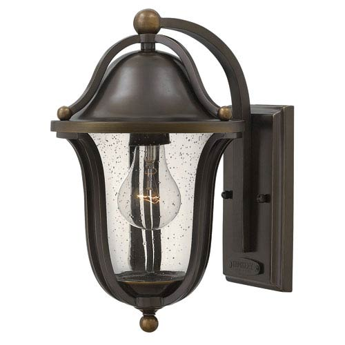 Hinkley Bolla Olde Bronze 12.5-Inch One-Light Outdoor Wall Sconce