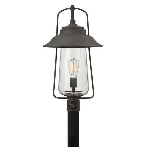 Belden Place Oil Rubbed Bronze One-Light Outdoor Post Mount