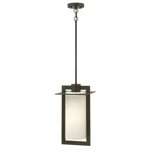 Colfax Bronze One-Light LED Outdoor Pendant