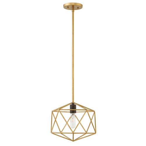 Astrid Deluxe Gold Pendant