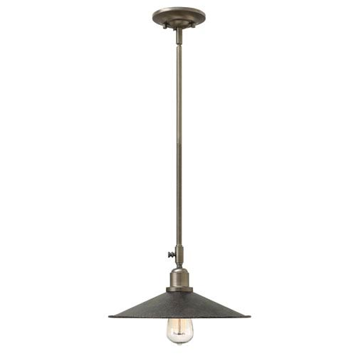 Elliot Greystone One-Light Pendant