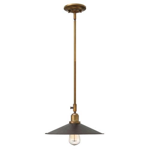 Hinkley Elliot Regency Bronze One-Light Pendant