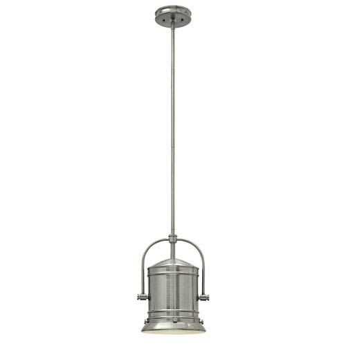 Pullman Brushed Nickel One-Light Pendant