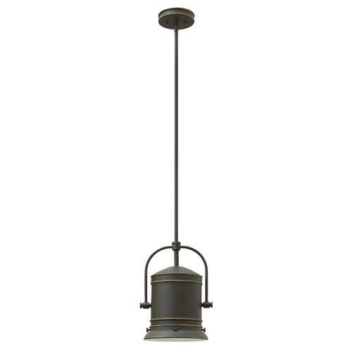 Hinkley Pullman Oil Rubbed Bronze One-Light Pendant