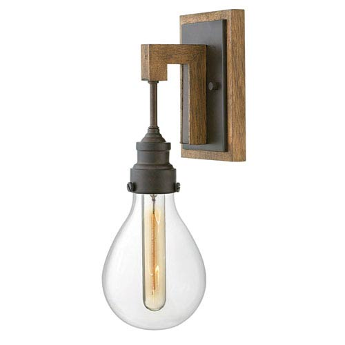 Denton Industrial Iron Wall Sconce