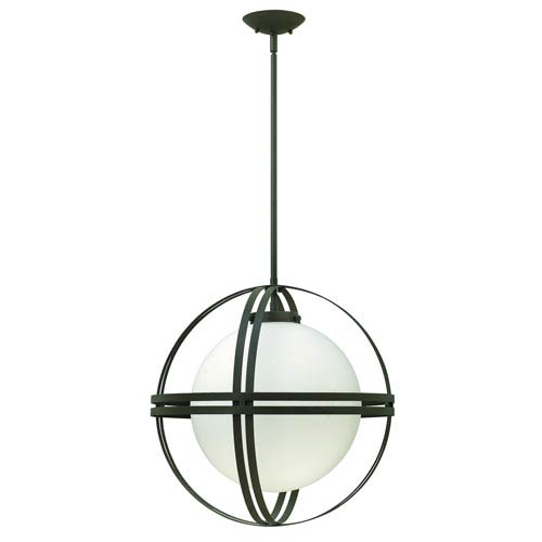 Hinkley Atrium Bronze One-Light Pendant