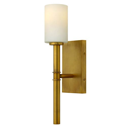 Margeaux Vintage Brass Sconce