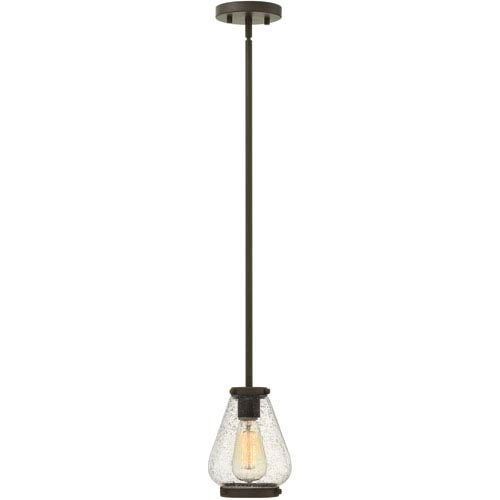 Finley Oil Rubbed Bronze One-Light Mini Pendant