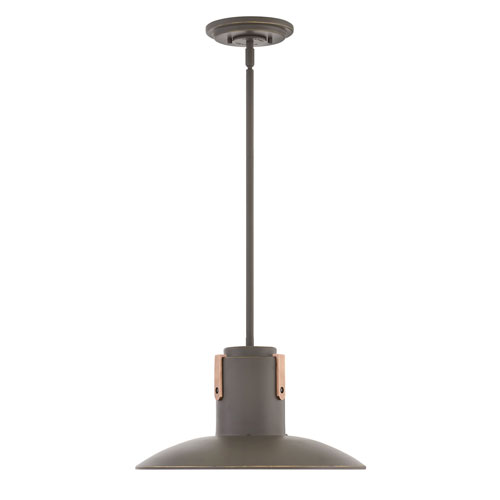 Billie Oil Rubbed Bronze One-Light Pendant