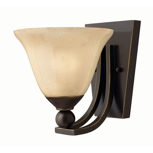 Hinkley Bolla Olde Bronze One-Light Bath Fixture
