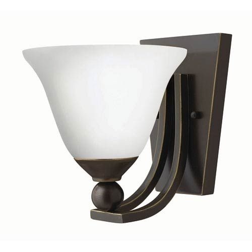 Hinkley Bolla Olde Bronze 8-Inch One-Light Wall Sconce
