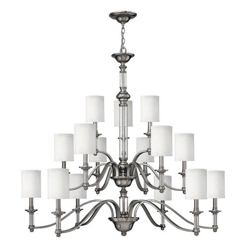 brushed nickel chandeliers on sale up to 50 off retail bellacor