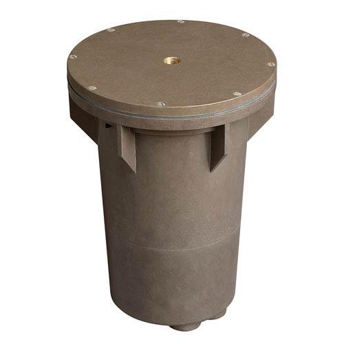 Bronze Line Voltage Landscape Ballast Box