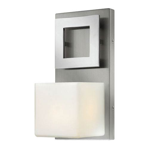 Hinkley Mirage Brushed Nickel One-Light Bath Fixture