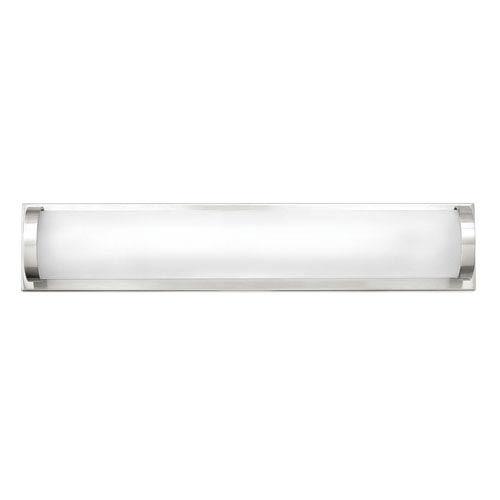 Acclaim Polished Nickel One-Light LED Bath Strip