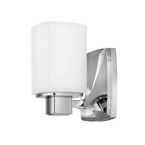 Baldwin Polished Nickel Four-Light 7-Inch Bath Light