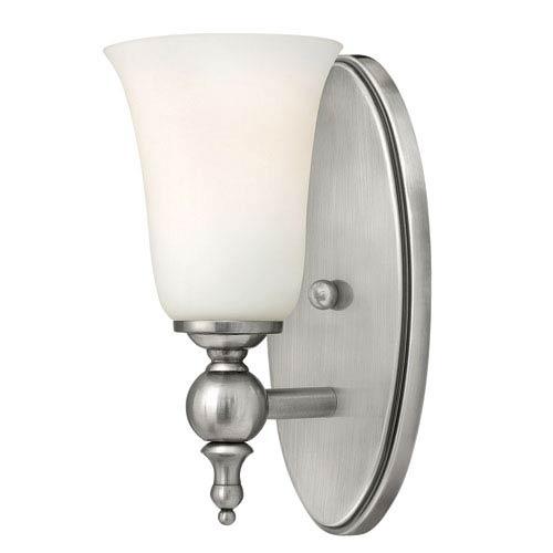 Yorktown Antique Nickel Bathroom Light