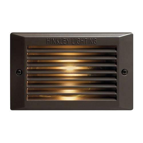 Bronze Line Voltage 7.5-Inch Fluorescent Landscape Deck Light