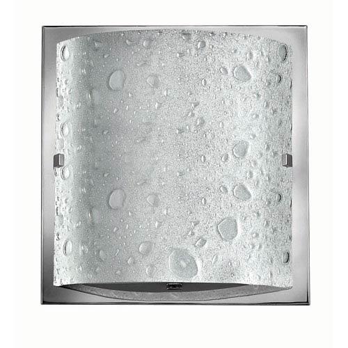 Hinkley Daphne Chrome One-Light LED Bath Fixture