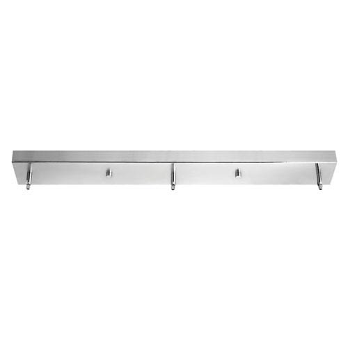 Chrome 4.5-Inch Ceiling Adapter