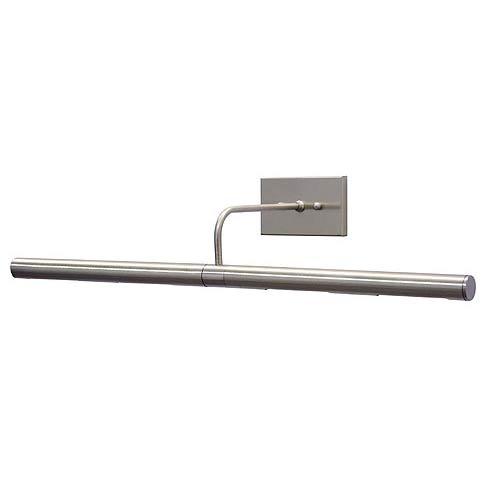 14-Inch Direct Wire Slim Line Satin Nickel