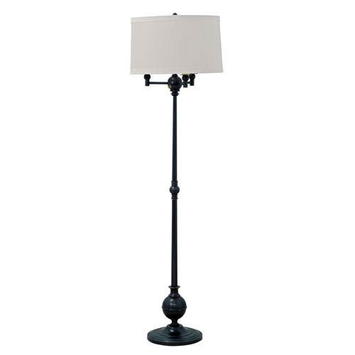 House Of Troy Essex Oil Rubbed Bronze Four-Light Floor Lamp