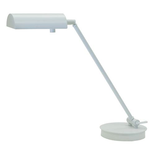 Generation White 11-Inch One-Light Table Lamp
