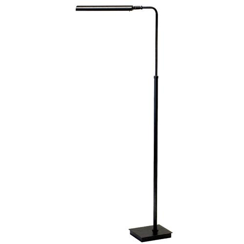 Generation Black 46.5-Inch LED Floor Lamp