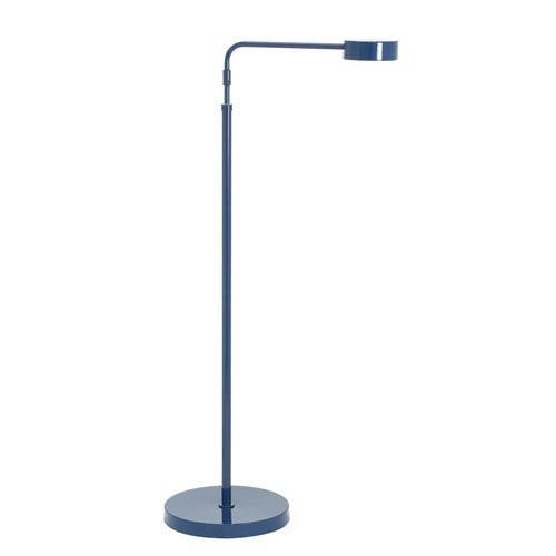 Generation Navy Blue 37-Inch LED Floor Lamp