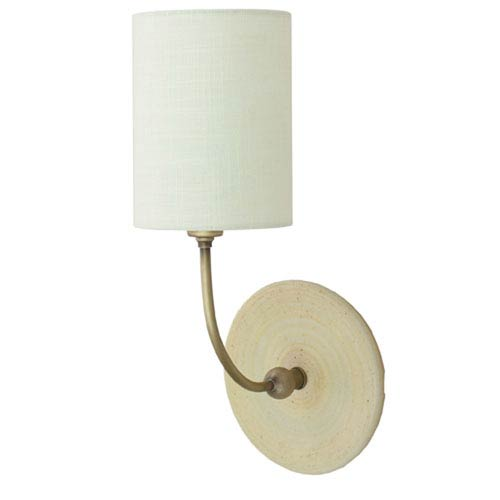 Scatchard Oatmeal 14.5-Inch One-Light Wall Sconce