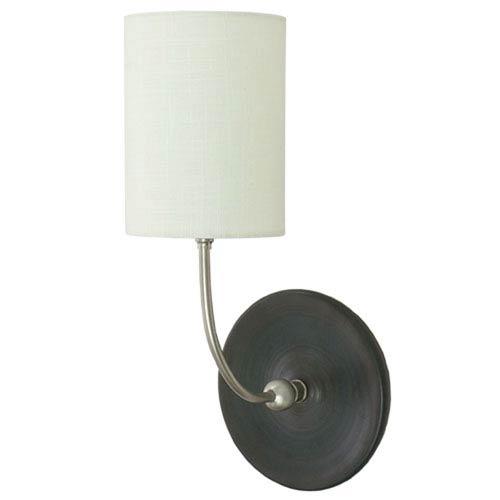 Scatchard Black Matte 14.5-Inch One-Light Wall Sconce