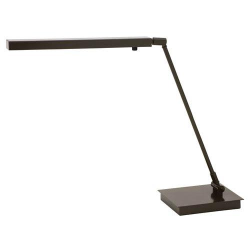 Horizon Task Architectural Bronze LED Desk Lamp