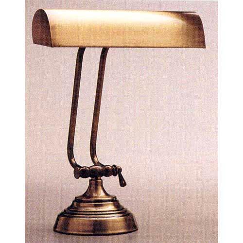 Antique Brass Piano Lamp
