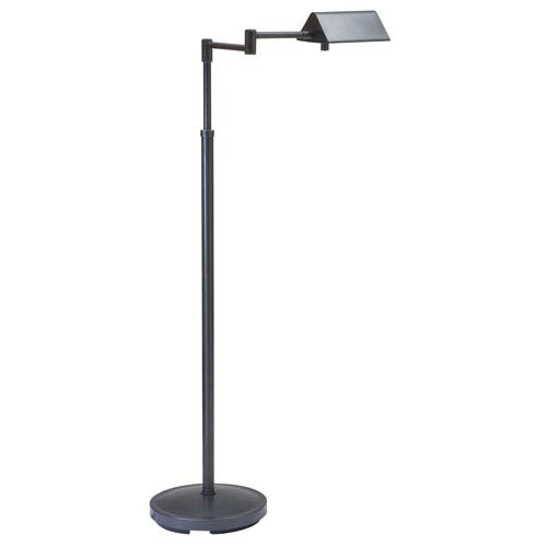 Pinnacle Oil Rubbed Bronze One Light Floor Lamp
