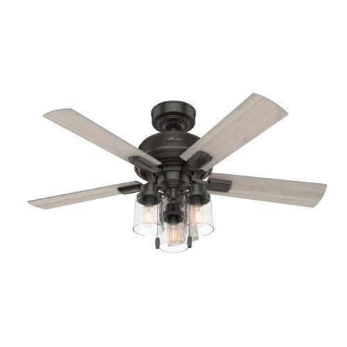 Hartland Noble Bronze 44-Inch LED Ceiling Fan