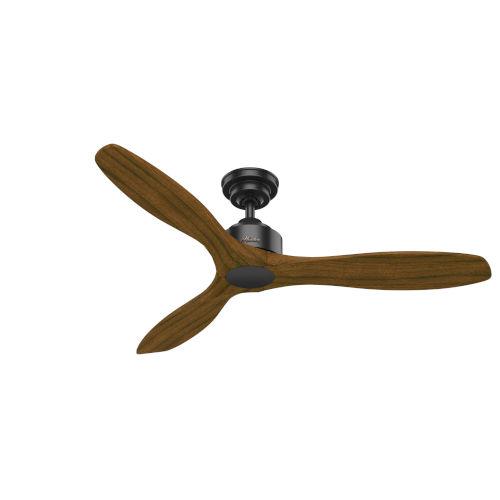 Melbourne Matte Black 52-Inch Ceiling Fan