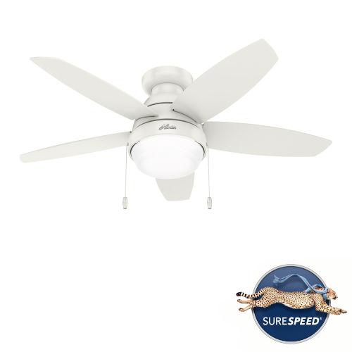 Lilliana 44-Inch Two-Light LED Ceiling Fan