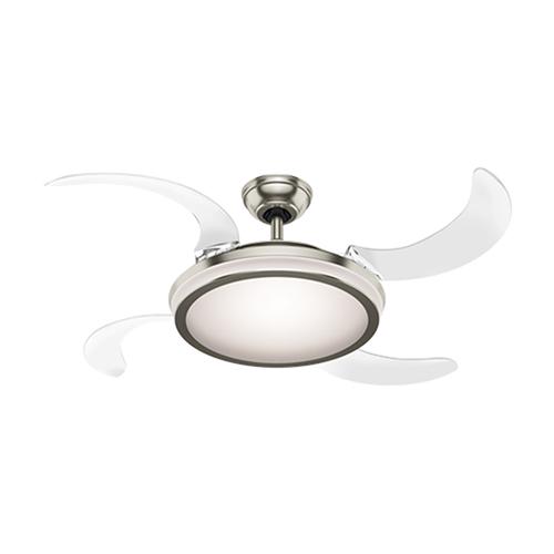 Fanaway Brushed Nickel 48-Inch Ceiling Fan