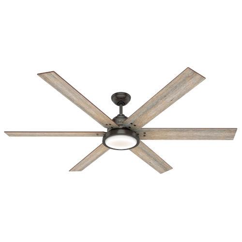 Warrant  70-Inch DC Motor LED Ceiling Fan