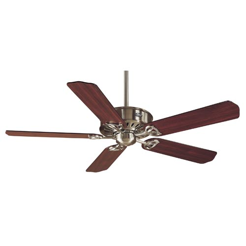Hunter Fans The Paramount Xp Brushed Nickel 54 Inch Energy Star Ceiling Fan