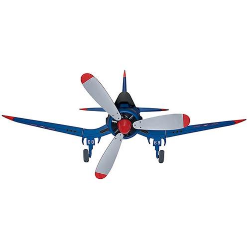 Fantasy Flyer Blue 48-Inch Ceiling Fan