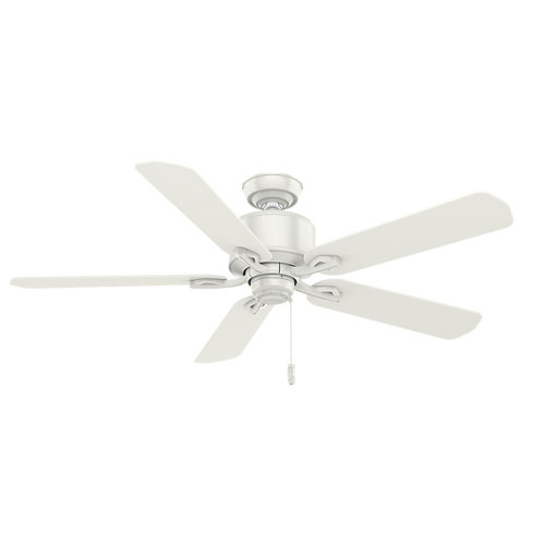 Casablanca Fans Compass Point Fresh White 54-Inch Ceiling Fan