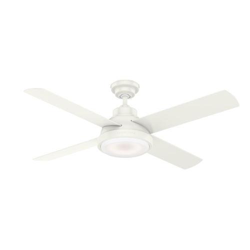 Levitt Fresh White 54-Inch LED Ceiling Fan