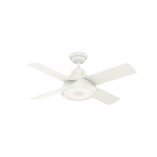 Levitt Fresh White 44-Inch LED Ceiling Fan