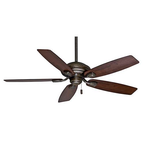 Casablanca Fans Utopian® Aged Bronze Energy Star 52-Inch Outdoor Ceiling Fan