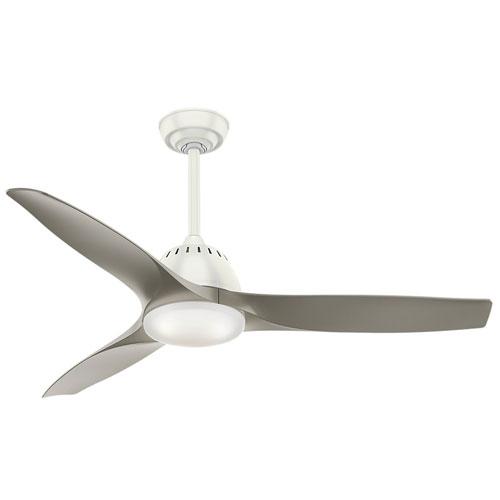 Casablanca Fans Wisp Fresh White 52-Inch LED Ceiling Fan